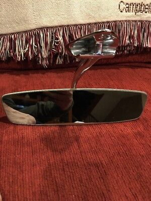 Mopar 1963 64 Chrysler Rear View Mirror 300 Newport New Yorker Windsor Convert