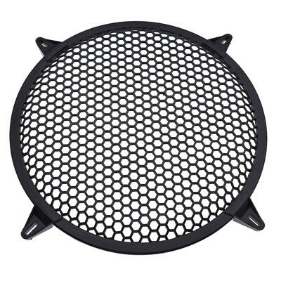 12'' Plastic Speaker Grill Cover Protector Holder for Car Audio Woofer Video New