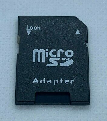 Micro Sd To Sd Card Adapter