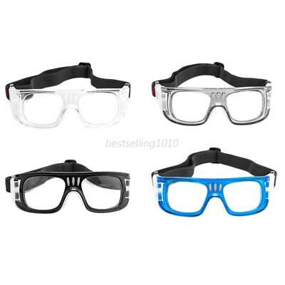 Football Basketball Soccer Elastic Sports Goggles Eye Protective Safety Glasses