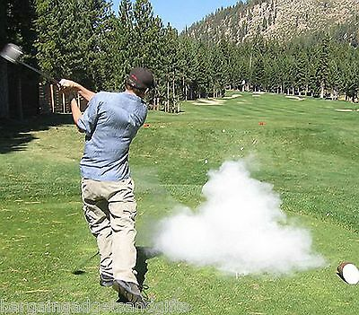 Exploding Exploder Golf Ball Novelty Funny Joke Trick Mens Boys Prank Gift