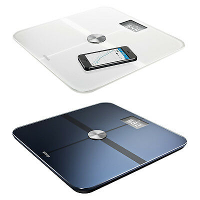 Withings Smart WiFi Body Analyzer Precise Weight Scale + Heart Rate Monitor