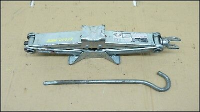 Honda Civic Mk8 Jack Warranty 2006-2011