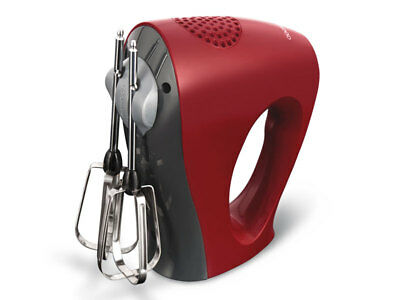 Brand New Kenwood Red Hand Mixer HM221 150w