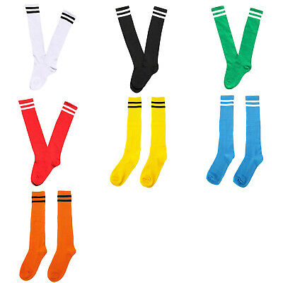 Children Sport Soccer Long Socks High Sock Baseball Hockey Socks I1W9