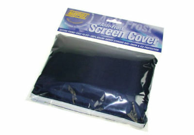 Maypole Anti-Frost Screen Cover Snow & Ice Protection Car Van Windscreen Cover