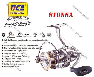 Fishing reel Tica Stunna GN1000 FD,  New