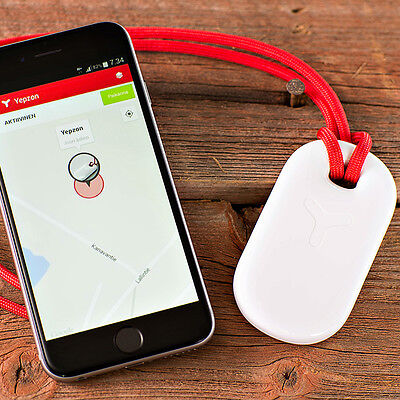 Yepzon One - GPS Locator For Tracking People, Pet And Things