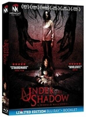 Under the Shadow - Il diavolo nell'ombra - Limited Edition (Blu-Ray Disc + Book)