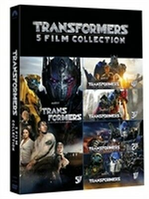 Transformers - 5 Film Collection (5 DVD)