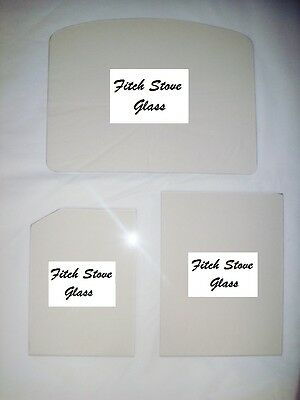 Firefox Stove Glass-Fire Heat Resistant Stove Glass-All Models In Stock