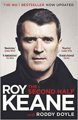 The Second Half, New, Doyle, Roddy, Keane, Roy Book