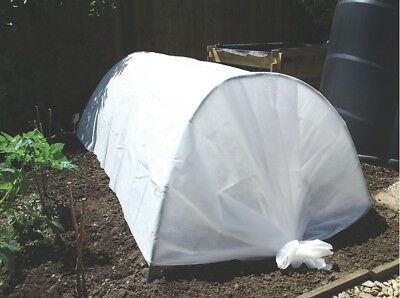 New Apollo Frost Fleece Growing Tunnel, Greenhouse, Polytunnel Frame, Seed, Grow