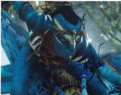 Laz Alonso American Actor Avatar  Hand Signed Photograph 10 x 8