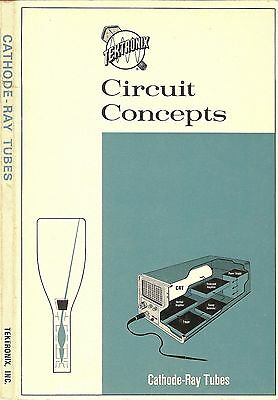 26 PDF TEKTRONIX COMPLETE CIRCUITS AND MEASUREMENT CONCEPTS BOOKS 60's-70's DVD