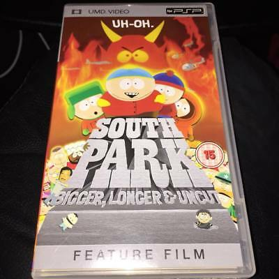 South Park - Bigger, Longer & Uncut umd  PSP playstation portable