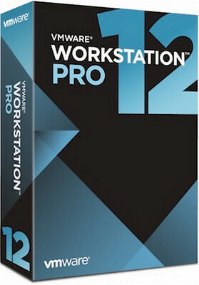 VMware Workstation 12.5 Pro,Full version - Genuine & LifeTime Licence