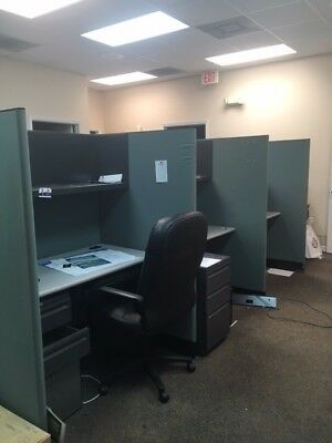 office cubicles- Used