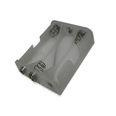BATTERY HOLDER FOR 3 x AA R6, HR6, R6P 1.5V BATTERIES PP3 TYPE OUTPUT CONNECTION