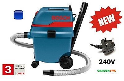 new - PRO Bosch 240V GAS 25L SFC - DUST EXTRACTOR - 0601979142 3165140261876