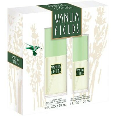 Vanilla Fields by Coty 2 Piece Set