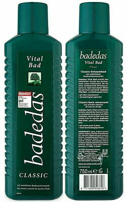 BULK BUY: Badedas Classic Bath & Shower Gel by Badedas 3 Bottles