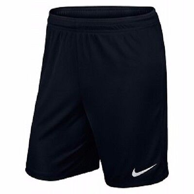 New Nike Park Youth Football Shorts Size Xl