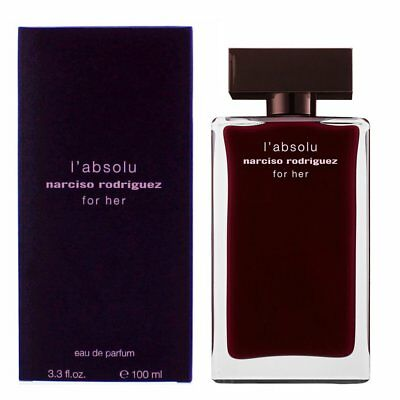 Narciso Rodriguez For Her L'Absolu by Narciso Rodriguez 100ml EDP Spray