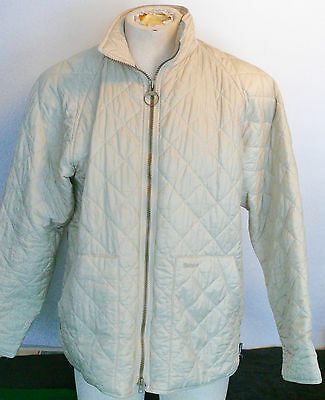 Barbour Quilted Fly Weight Mens Jacket Size Xl