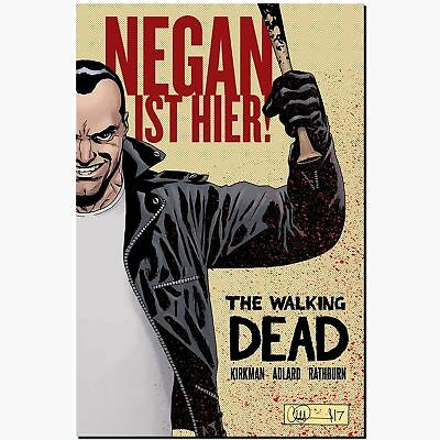 The Walking Dead mini serie 1 Negan der Psychopath ist hier! ZOMBIE HORROR NEU