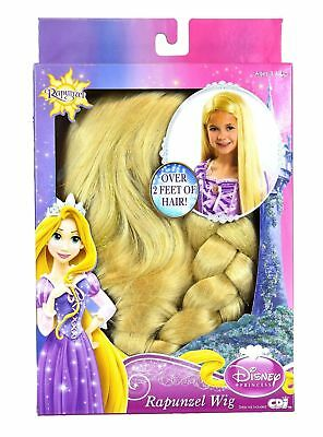 Child's Disney Princess Rapunzel Tangled Wig