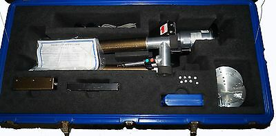 Faro Arm G08 Gold with Power, Probes, Cables, Case, More