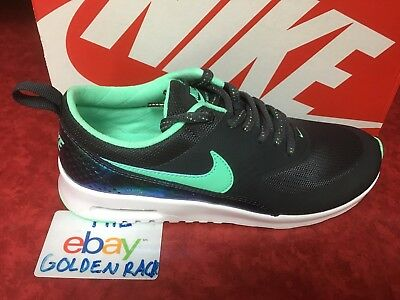 002 Kids Se Youth Air Thea Running Max Green Glow Gs Nike 820244 8w8ar