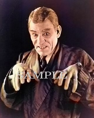 LON CHANEY Ghoulish Color Tinted PHOTO