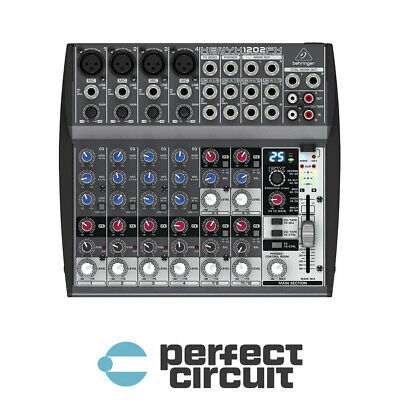 Behringer XENYX 1202FX 12CH MIXER With Built In FX - NEW - PERFECT CIRCUIT