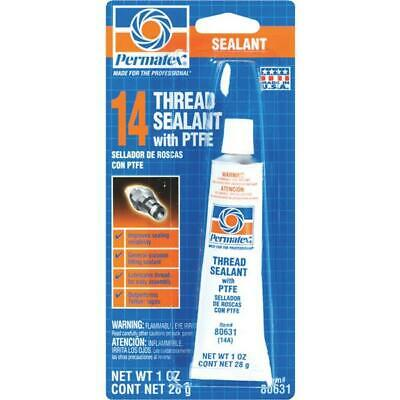 Permatex General Purpose Thread Fitting Sealant 1 OZ 80631