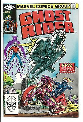 GHOST RIDER (Vol.1) # 71 (AUG 1982), VF/NM