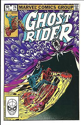 GHOST RIDER (Vol.1) # 74 (NOV 1982), NM