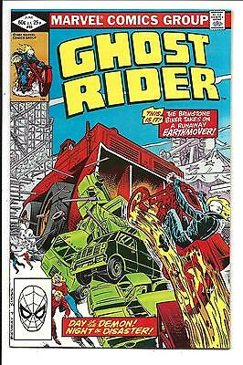 GHOST RIDER (Vol.1) # 69 (JUNE 1982), NM