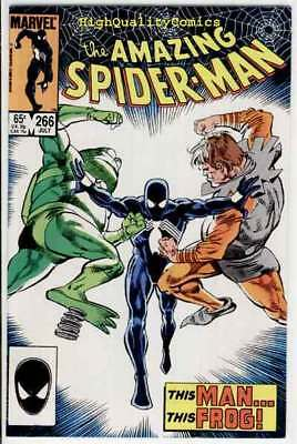 Amazing SPIDER-MAN #266, FN+, Buscema, Frog, 1963, more ASM in store