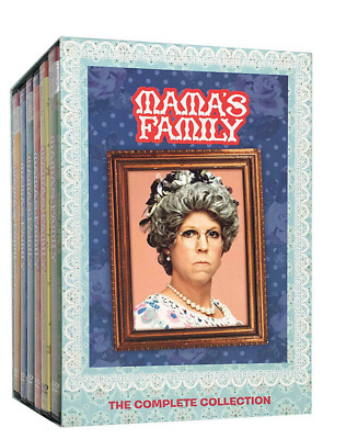 Details about  Mama's Family- The Complete Series Collection 24-Disc  BY USPS