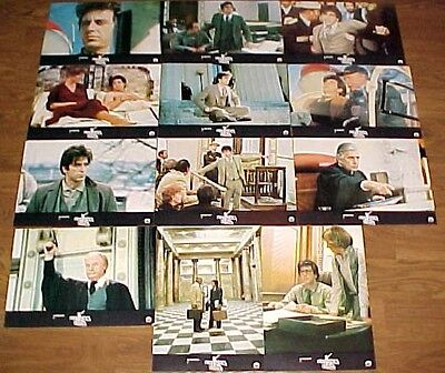 Al Pacino And Justice For All Spanish lobby card set 12 lawyer Norman Jewison