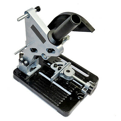 Electric Angle Grinder Stand Cutter Support Bracket Holder Dock Cast Iron ToolsS