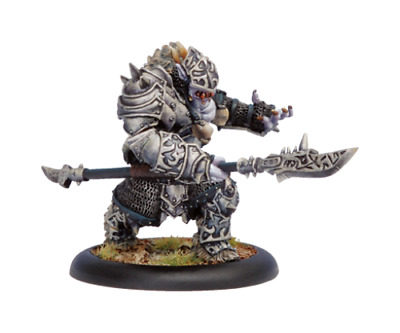 Hordes: Legion of Everblight Warmonger War Chief PIP 73038