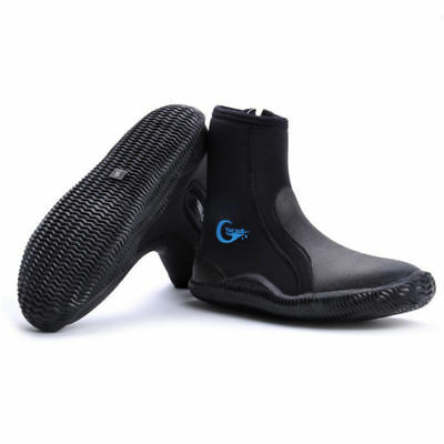5MM Neoprene Men's Swim Diving Scuba Surfing Swimming Shoes Snorkeling Boots