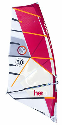 14700-1200 North Sails Sail Hero Windsurf 2017 - Shipping Europe Free