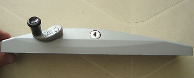 Window Winder Lockable ,Hinged/Awning Windows 100mm SS chain in SILVER/GRAY