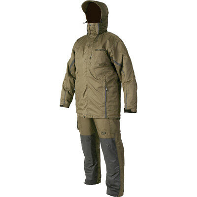Daiwa New Retex Waterproof Jacket Bib n Brace Two Piece Suit