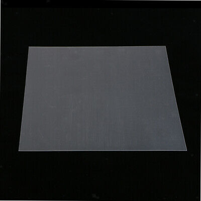 PEI Polyetherimide 3D Printer Bed Sheet Surface 200/220/300mm for PLA ABS