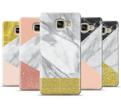 Geometric Marble Collection B Mobile Phone Case Cover For Samsung Galaxy A9 2016